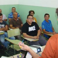 Finalizado el curso sobre Agricultura Ecológica en Alcaraz