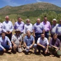 Visita a Finca Ecológica en Deifontes (Granada)
