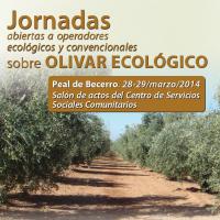 Jornadas sobre olivar ecológico en Peal del Becerro (Jaén)