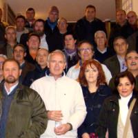 Tierra Verde estuvo con Paco Casero en su visita a Alcaraz