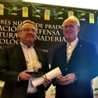 Premio Núñez de Prado para el presidente de Tierra Verde España y Tierra Verde Castilla La-Mancha